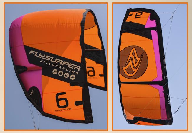 6m Flysurfer Stoke