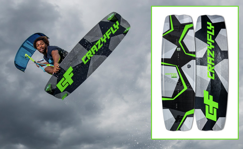 CrazyFly Raptor LTD Neon Board