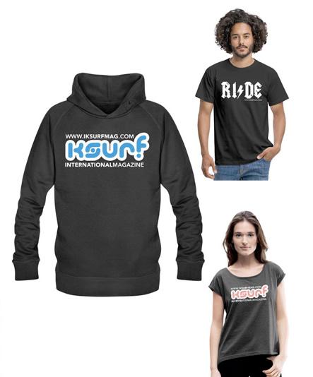 Fresh IKSURFMAG Organic Merchandise