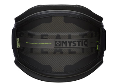 A Stealth Hardshell Waist Harness From Mystic