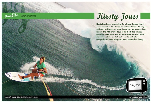 Kirsty Jones Profile
