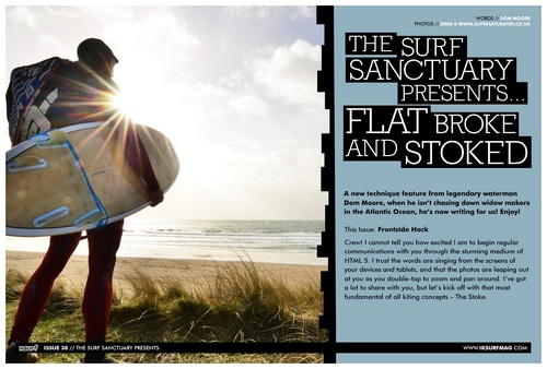 The Surf Sanctuary Presents