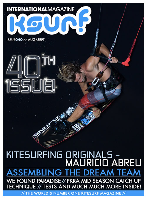 IKSURFMAG - Free Kitesurfing Magazine - Online