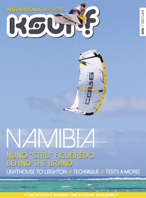 Latest Kitesurfing Magazine