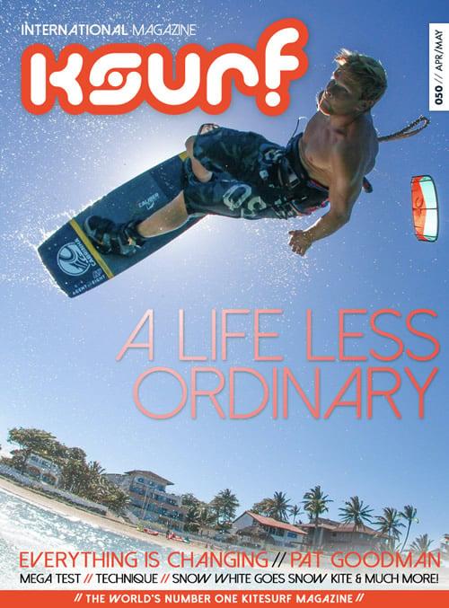 Latest Kitesurfing Magazine