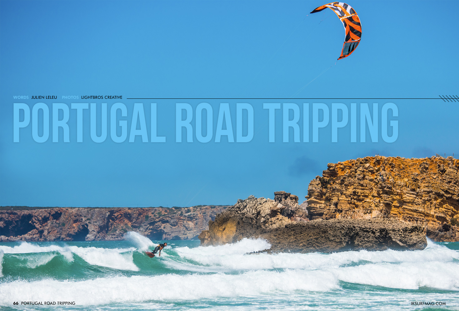 A Road Trip To Portugal | Articles » Issue 66