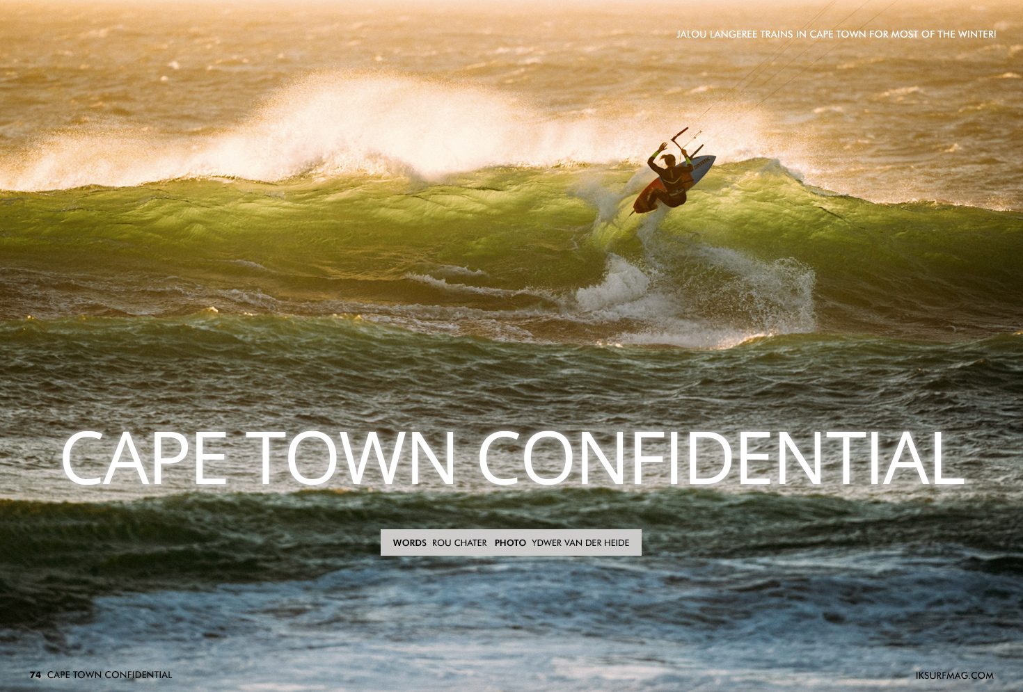 Cape Town Confidential | Articles » Issue 74