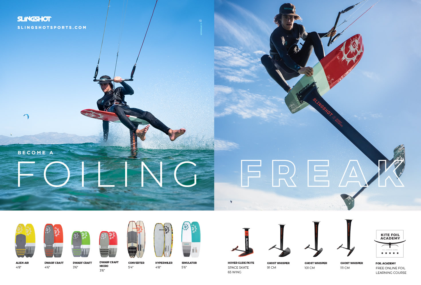 To Foil Or Not To Foil | Issue 75 | Free Kitesurfing