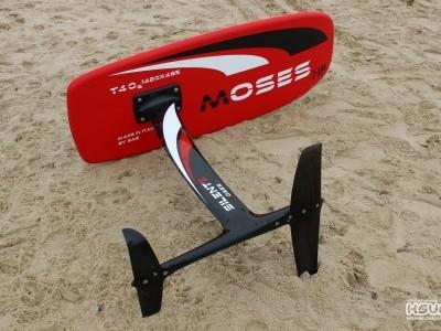 Moses Hydrofoil Silente 2016 Kitesurfing Review
