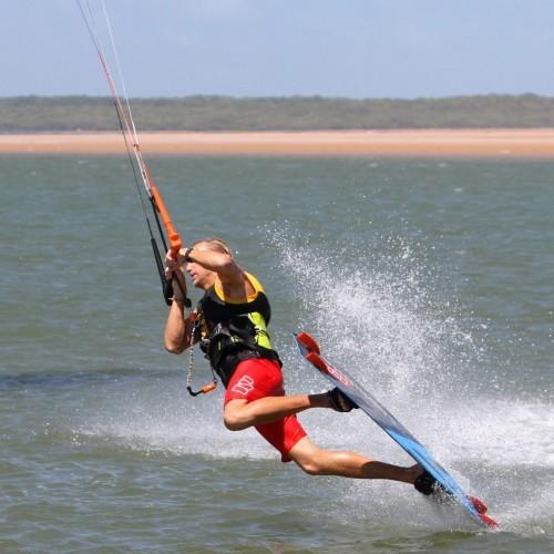 Darkslide Front Kitesurfing Technique