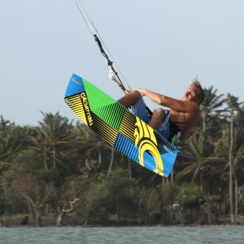 NIS Kitesurfing Technique