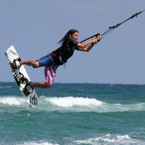 Unhooked Kite Loop Kitesurfing Technique