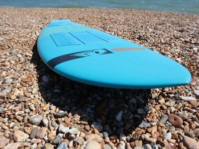 Airush Mini Monster Convert 5'2 2019 Kitesurfing Review