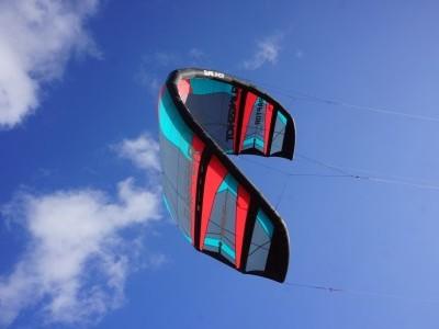 Slingshot Raptor V1 9m 2020 Kitesurfing Review