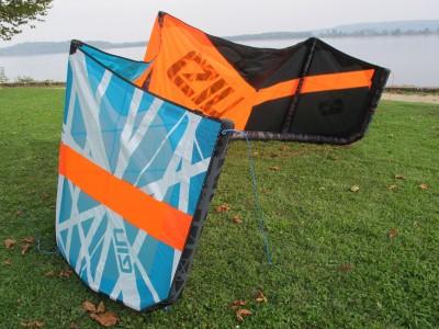 Gin Kiteboarding Cannibal 9m 2014 Kitesurfing Review