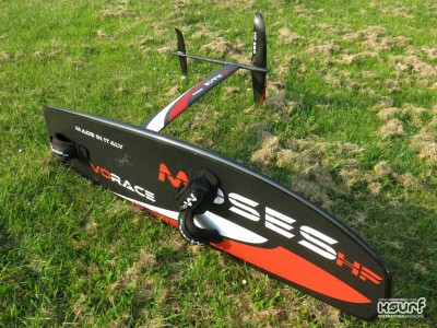 Moses Hydrofoil Vorace 2016 Kitesurfing Review