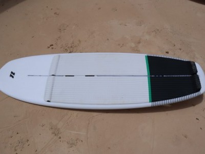 North Kiteboarding Cross 5'2 2020 Kitesurfing Review