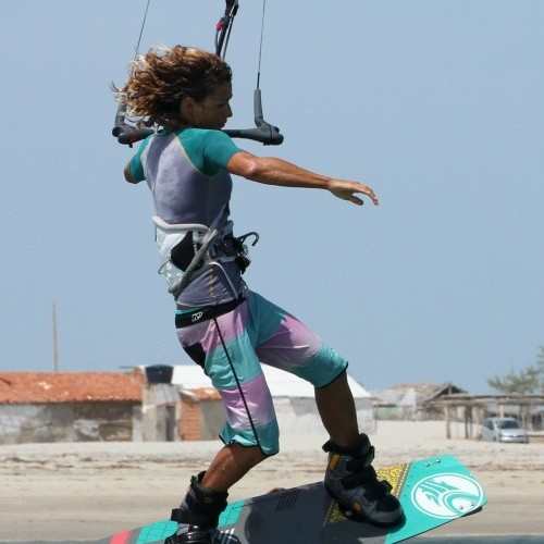 Raley to Wrapped Kitesurfing Technique