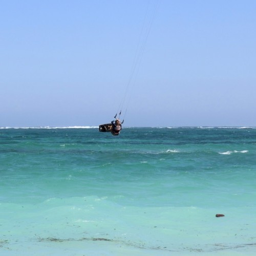 Kaliantan Kitesurfing Holiday and Travel Guide