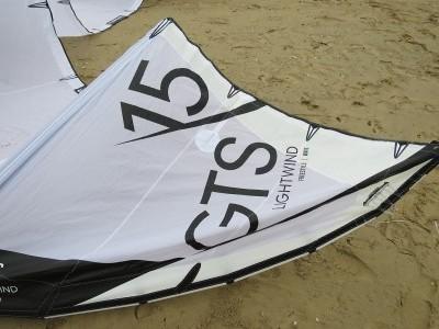 CORE Kiteboarding GTS3 Lightwind 15 2015 Kitesurfing Review