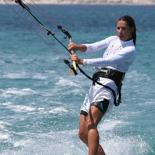 Unhooking Kitesurfing Technique