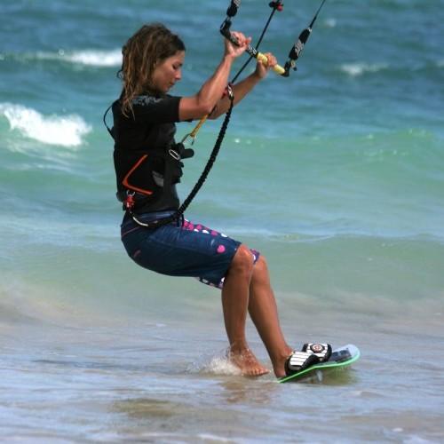 Beach Start Kitesurfing Technique