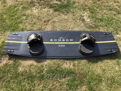 Shinn Ronson Player 138 x 42cm 2019 Kitesurfing Review