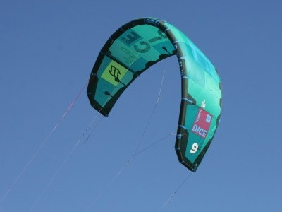 North Kiteboarding Dice 9m 2018 Kitesurfing Review