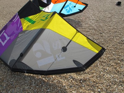 North Kiteboarding Fuse 12m 2012 Kitesurfing Review
