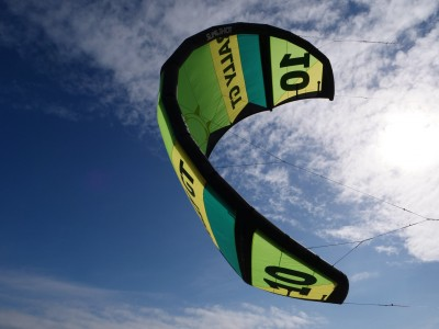 Slingshot Rally GT V2 10m 2021 Kitesurfing Review
