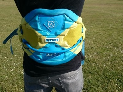 ION Products Apex Select  2015 Kitesurfing Review