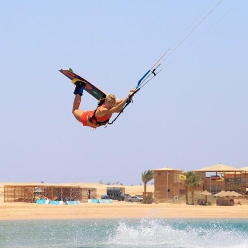 Soma Bay Kitesurfing Holiday and Travel Guide