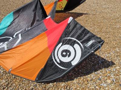 Best Kiteboarding TS 9m 2013 Kitesurfing Review
