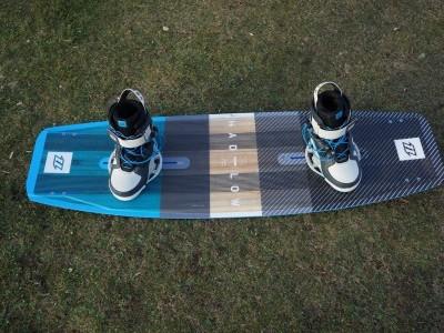 North Kiteboarding TS Hadlow 140 x 42.5cm 2018 Kitesurfing Review