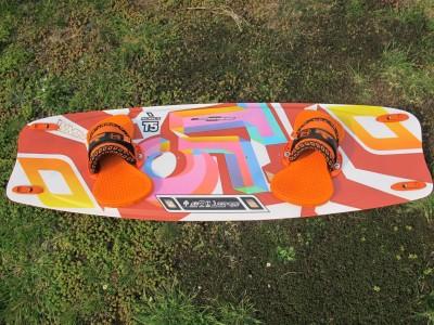 Nobile Kiteboarding T5 WMN 131 x 40cm 2013 Kitesurfing Review