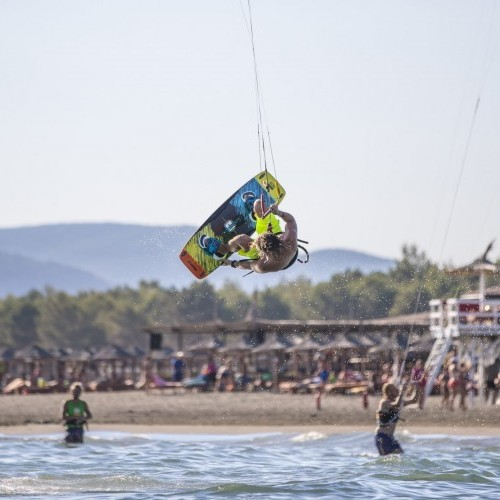 Ulcinj Kitesurfing Holiday and Travel Guide