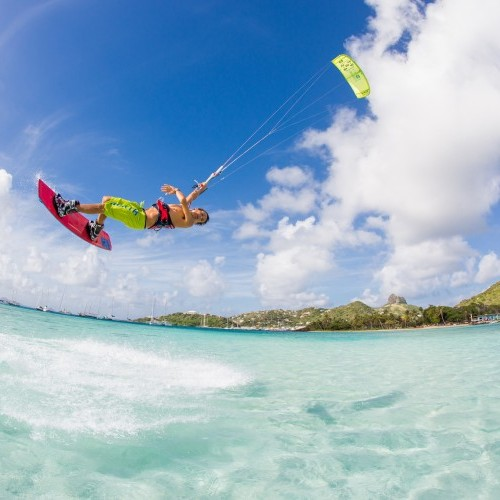 Union Island Kitesurfing Holiday and Travel Guide