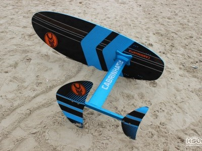 Cabrinha Double Agent 2016 Kitesurfing Review