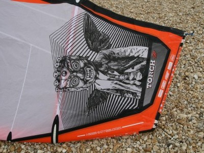 Naish Kiteboarding Torch 11m 2010 Kitesurfing Review