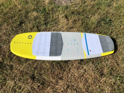 "DUOTONE Pace 4'6"" 2020 Kitesurfing Review"
