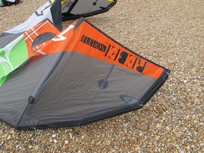 North Kiteboarding Rebel 10m 2012 Kitesurfing Review