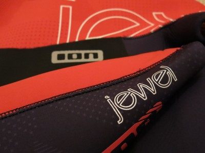 ION Products Jewel 5/5mm 2014 Kitesurfing Review