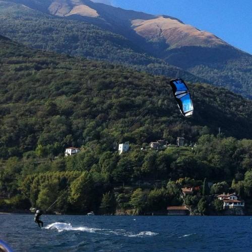 Lake Como Kitesurfing Holiday and Travel Guide