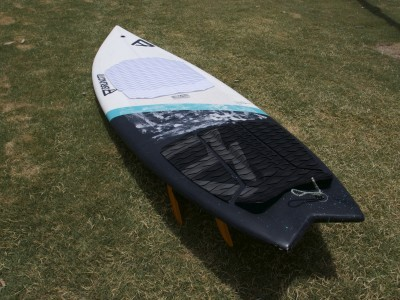 Brunotti Boomer 5'8 2016 Kitesurfing Review