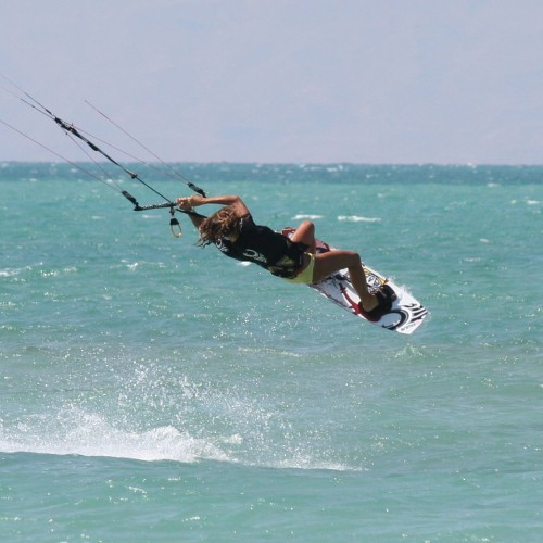 Down Loop S-Bend Kitesurfing Technique