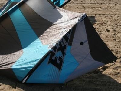 Star Kiteboarding ExA 11m 2009 Kitesurfing Review