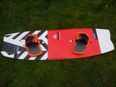RRD Poison V4 138 X 42cm 2017 Kitesurfing Review