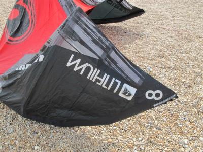 Airush Lithium 8m 2012 Kitesurfing Review