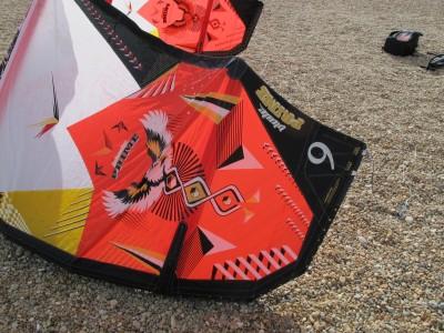 Blade Kiteboarding Prime 9m 2012 Kitesurfing Review