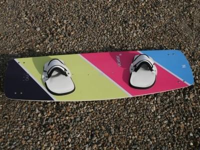 Xenon Rayo 134 x 41cm 2010 Kitesurfing Review